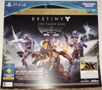 Destiny: The Taken King store poster Box Art