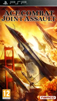 Ace Combat: Joint Assault Box Art