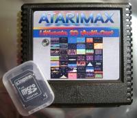 Atarimax Ultimate SD Multi-Cart for Atari 5200 Box Art