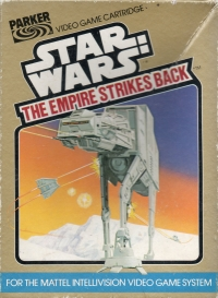 Star Wars: The Empire Strikes Back Box Art