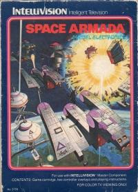 Space Armada Box Art