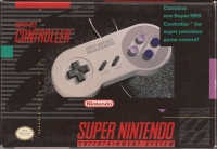 Super Nintendo Controller Box Art