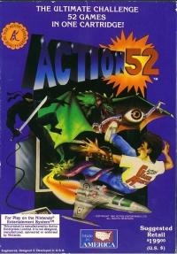 Action 52 Box Art