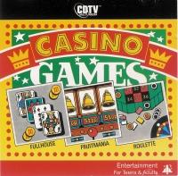 Casino Games Box Art