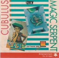 Cubulus / Magic Serpent Box Art