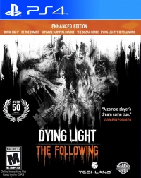 Dying Light: The Following - Enhanced Edition Box Art