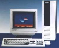 Commodore Amiga 4000T Box Art