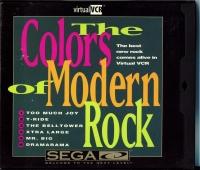 Colors of Modern Rock, The Box Art