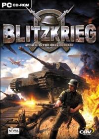 Blitzkrieg Box Art