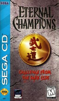 Eternal Champions: Challenge From the Dark Side Box Art