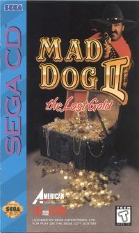 Mad Dog II: The Lost Gold Box Art