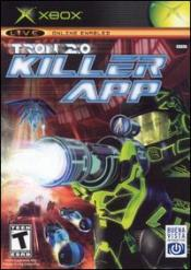 Tron 2.0: Killer App Box Art