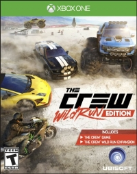 Crew, The: Wild Run Edition Box Art