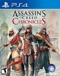 Assassin's Creed: Chronicles Box Art