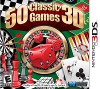 50 Classic Games 3D Box Art