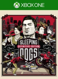 Sleeping Dogs: Definitive Edition Box Art