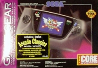 Sega Game Gear - Arcade Classics Box Art