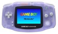 Nintendo Game Boy Advance - Glacier [JP] Box Art