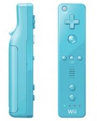 Nintendo Wii Remote - Blue Box Art