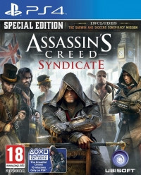 Assassin's Creed: Syndicate - Special Edition Box Art