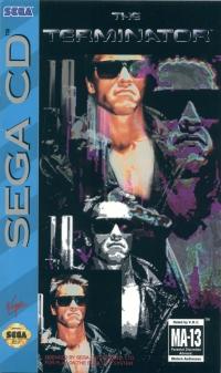 Terminator, The Box Art