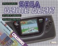 Sega Game Gear - Columns (Includes) Box Art