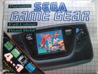 Sega Game Gear - 4 in 1 [EU] Box Art