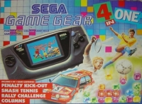 Sega Game Gear - 4 in One [EU] Box Art
