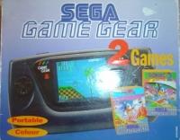 Sega Game Gear - 2 Games [EU] Box Art