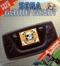 Sega Game Gear - Pirate Pack Box Art