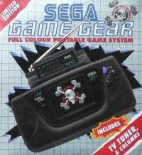 Sega Game Gear - Limited Edition [EU] Box Art