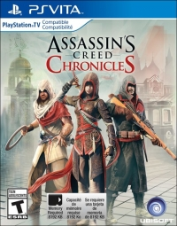 Assassin's Creed: Chronicles Box Art