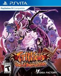 Trillion: God of Destruction Box Art