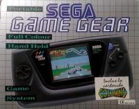 Sega Game Gear - Columns (Inclus la cartouche) Box Art