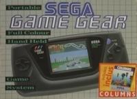 Sega Game Gear - Columns (included inclus) Box Art