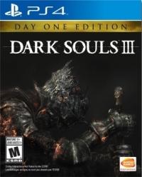 Dark Souls III: Day One Edition Box Art