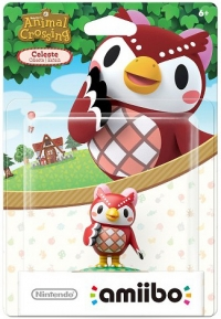 Celeste - Animal Crossing Box Art
