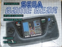 Sega Game Gear - Columns [DE] Box Art