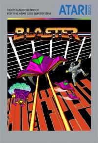 Blaster Box Art