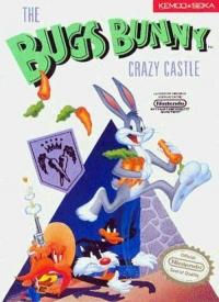 Bugs Bunny Crazy Castle, The Box Art