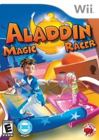 Aladdin Magic Racer Box Art