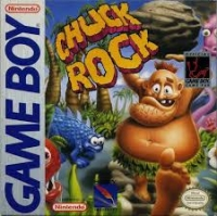 Chuck Rock Box Art