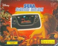 Sega Game Gear - El Rey Leon Box Art