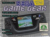 Sega Game Gear - Columns [IT] Box Art