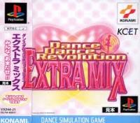 Dance Dance Revolution: Extra Mix Box Art