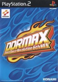 DDRMAX: Dance Dance Revolution 6th Mix Box Art