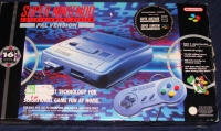 Super Nintendo Entertainment System [EU] Box Art