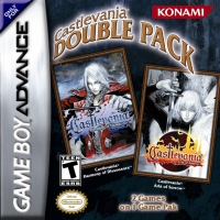 Castlevania Double Pack Box Art