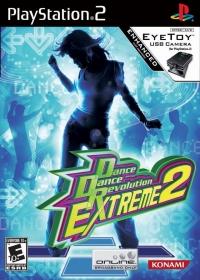 Dance Dance Revolution Extreme 2 Box Art