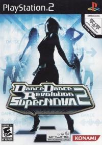 Dance Dance Revolution: SuperNOVA 2 Box Art